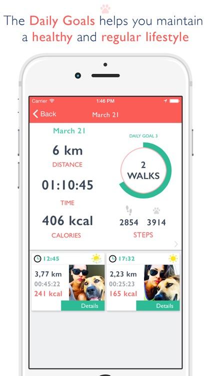 Dog Walking - Training with your Dog (GPS, Walking, Jogging, Running)