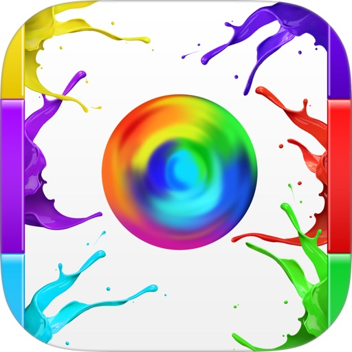 Paint Ball  - A game for the colorful ones