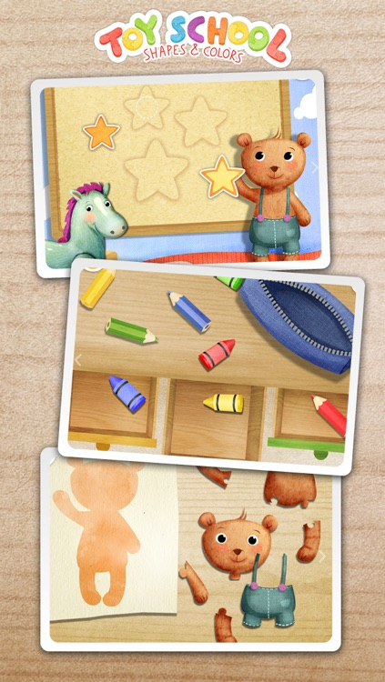 Toy School - Shapes and Colors (Free Kids Game) screenshot-3