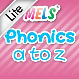MELS Phonics A to Z Lite