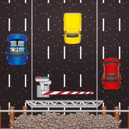 Cars Road Rush - Crash Edition