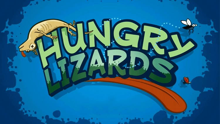 Hungry Lizards screenshot-0