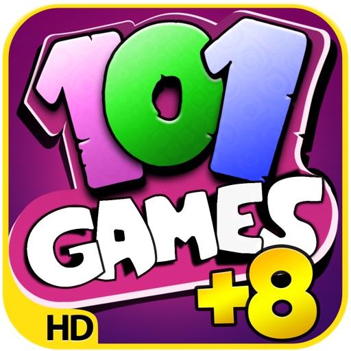 101-in-1 Games HD iOS App