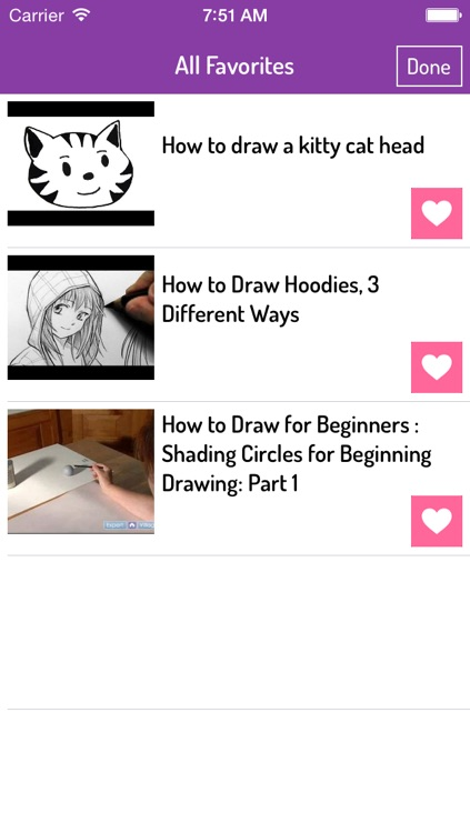 How To Draw - Best Video Guide App screenshot-3