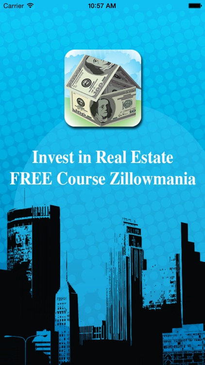 Invest in Real Estate FREE Course zillowmania