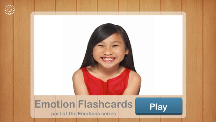 Emotions Flashcards from I Can Do Apps