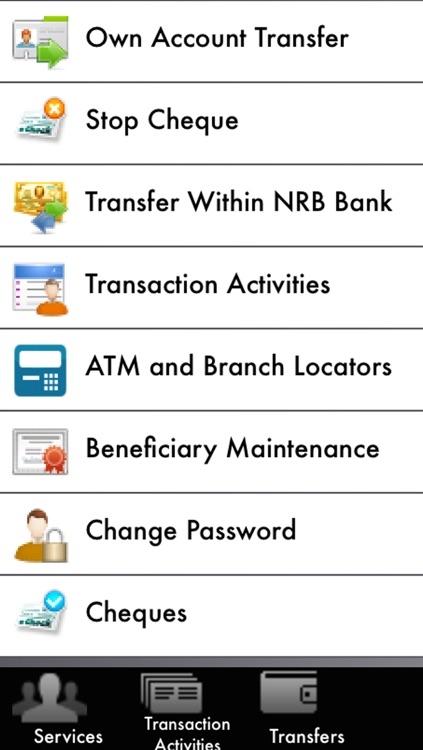 NRB BANK eBANKING screenshot-4