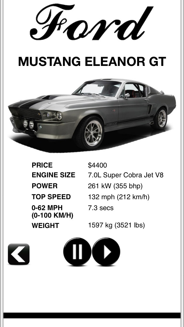 Sports Car Engines 2: Muscle vs Import Screenshot