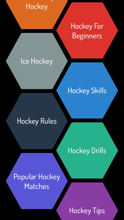 A To Z Guide For Hockey