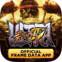 Ultra Street Fighter IV Official Frame Data App