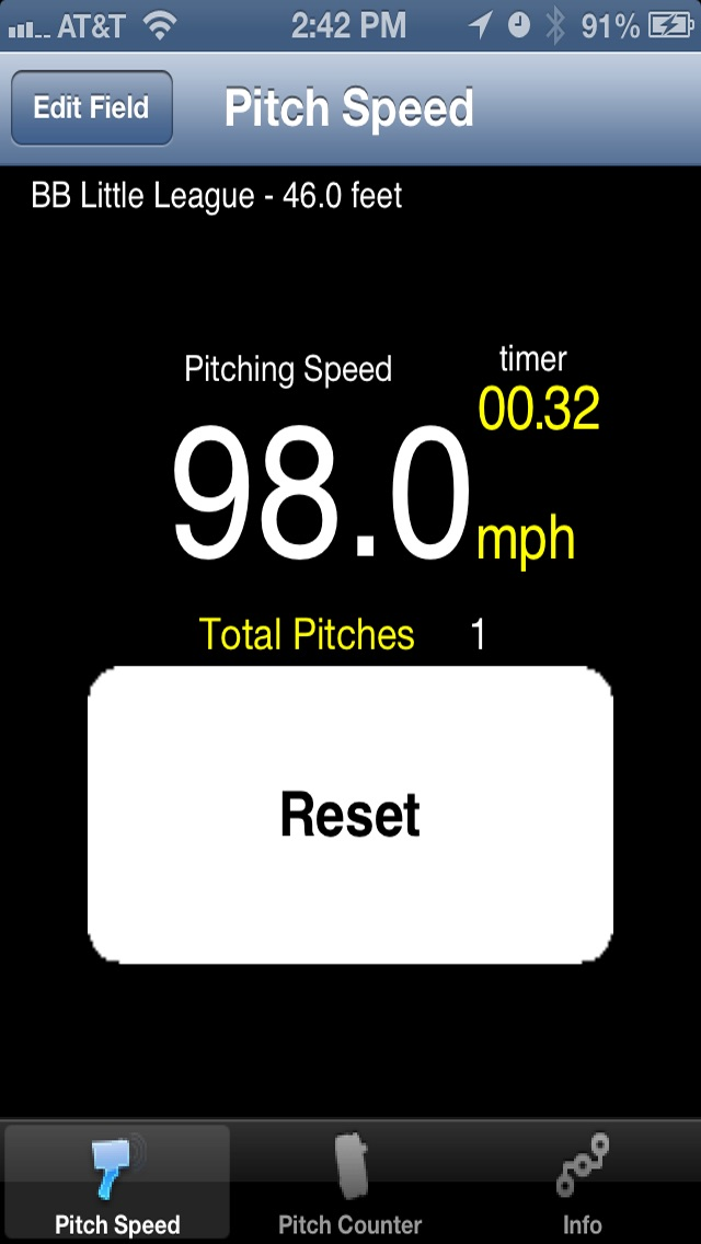 Top 10 Apps like Baseball Radar Gun in 2019 for iPhone & iPad