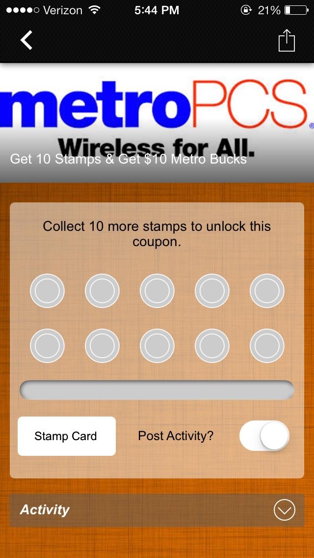 Talk A Lot Wireless Screenshot