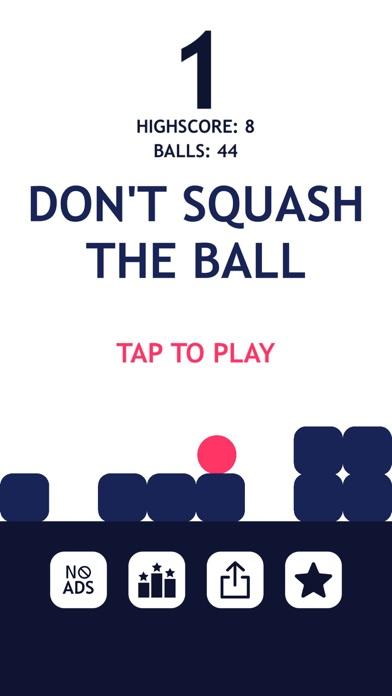 Don't Squash The Ball