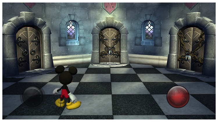 Castle of Illusion Starring Mickey Mouse screenshot-3