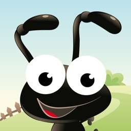 Insect games for children age 2-5: Get to know the bugs & insects of the forest