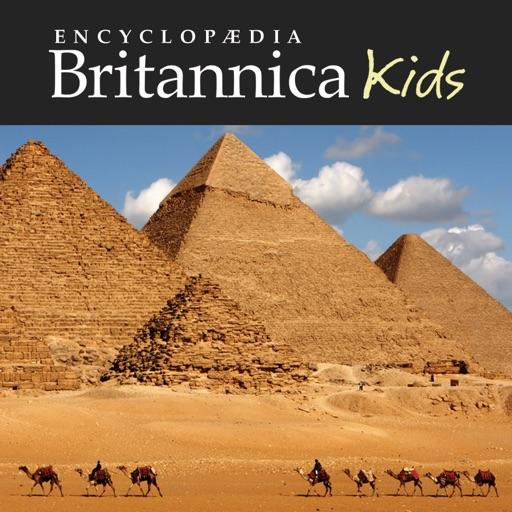 Britannica Kids: Ancient Egypt iOS App