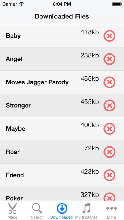 Ringtones Music screenshot-3
