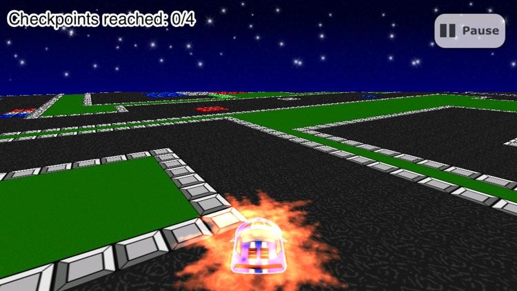 World's Best Racing Game Lite screenshot-3