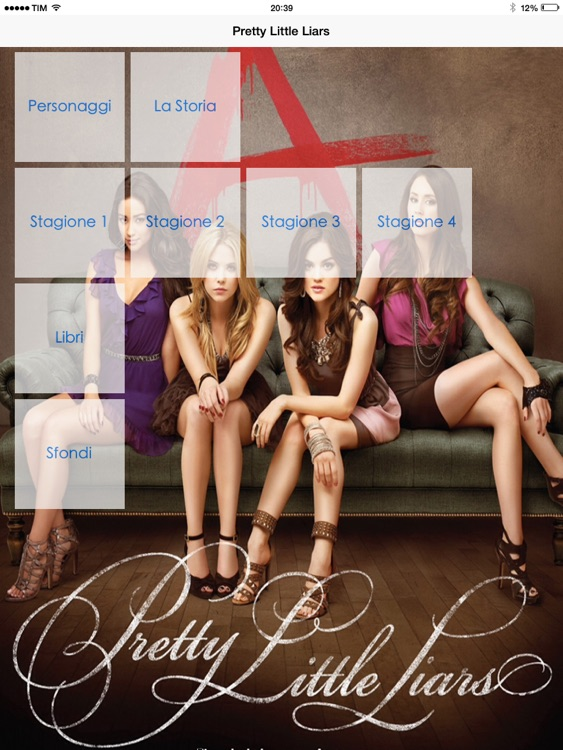 Pretty Little Liars Fan App