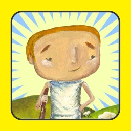 דוד וגולית - עברית לילדים