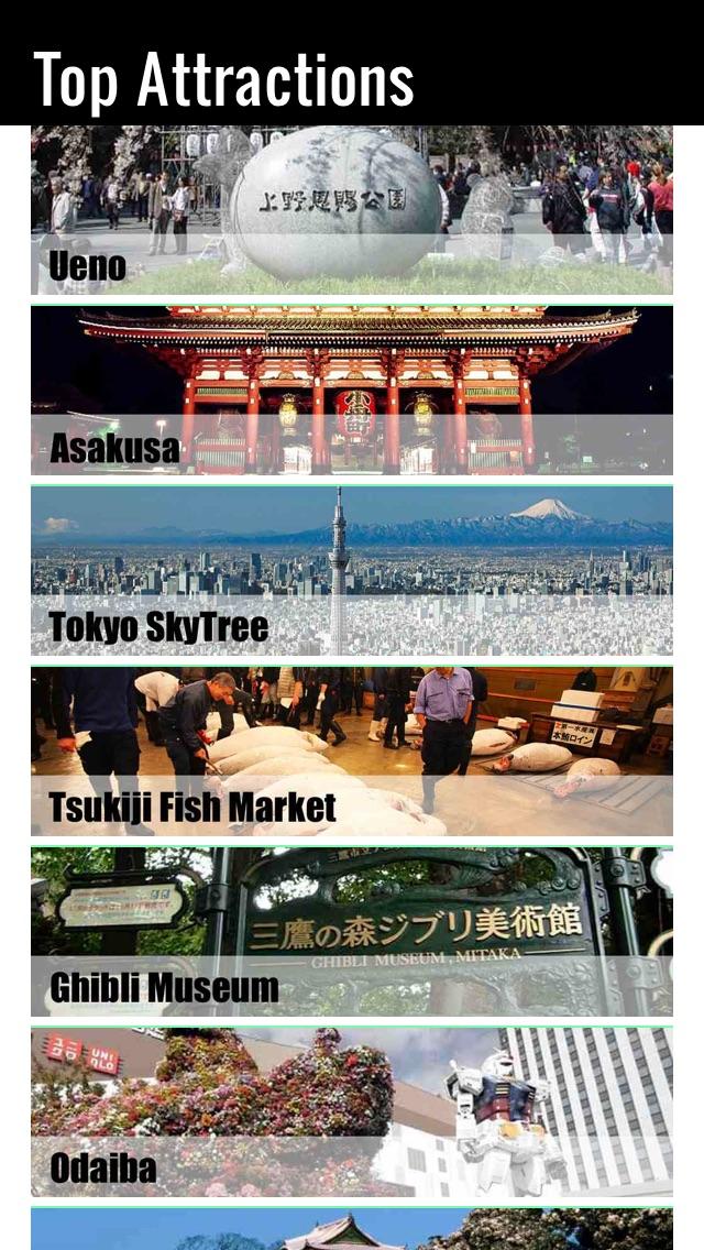 Screenshot 7 for Tokyo Map offline