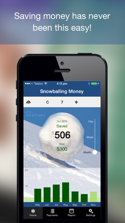 Snowballing Money screenshot-0