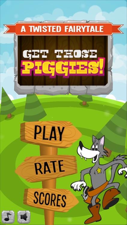 Get Those Piggies
