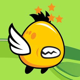 Flappy Egg Free - A Cute Flying Egg Bird for Addicting Survival Games