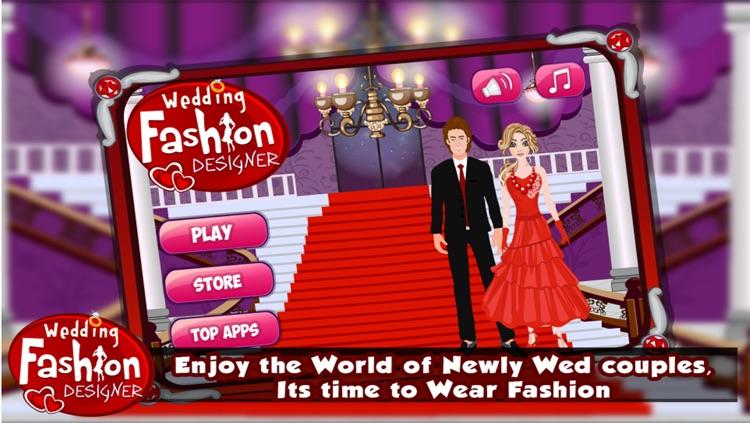 Wedding Fashion Designer Free Kids Dress Up Girls Make Up Makeover Salon Game By Ozitech Games