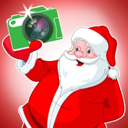 A Christmas Camera - Create Xmas Greeting Card & Winter Photo Collage With Audio Message Free
