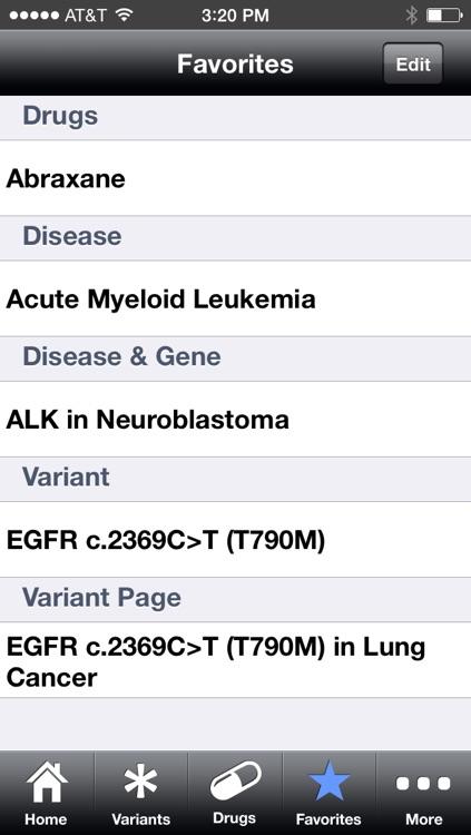 My Cancer Genome screenshot-4