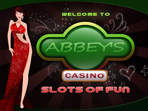 Abbey's Casino Slots of Fun!-ipad-0