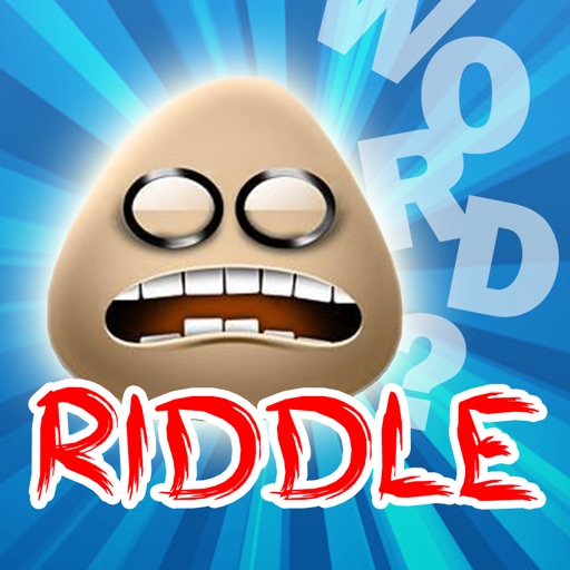 Let's Guess the Riddles  - What a funny little phrase word game of riddle that popular for year, Challenge me! iOS App