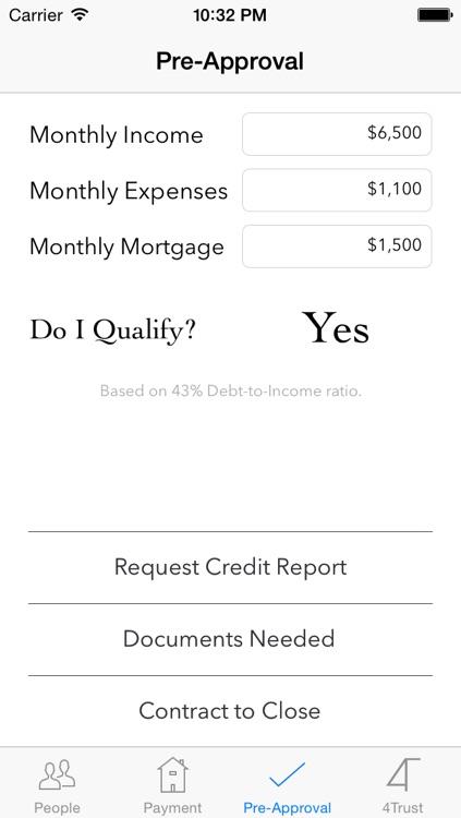 4Trust Mortgage Calculator screenshot-3