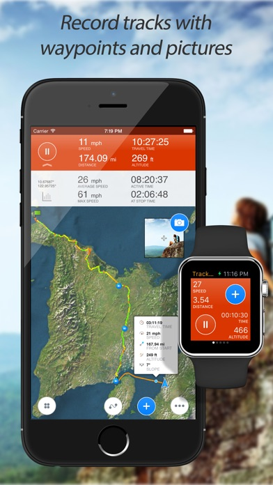Track Kit - GPS Tracker with offline maps-0