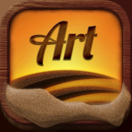 Sand Art - Simulator Based Drawing