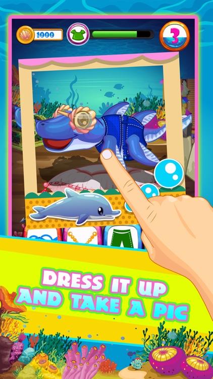 My Pet Dinosaur Story - virtual baby mini salon & dress-up makeover games for kids, boy, girl