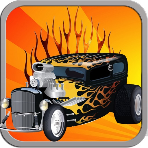 Extreme Hot Rod Racing : Super Furious Drag Road Race Free Version