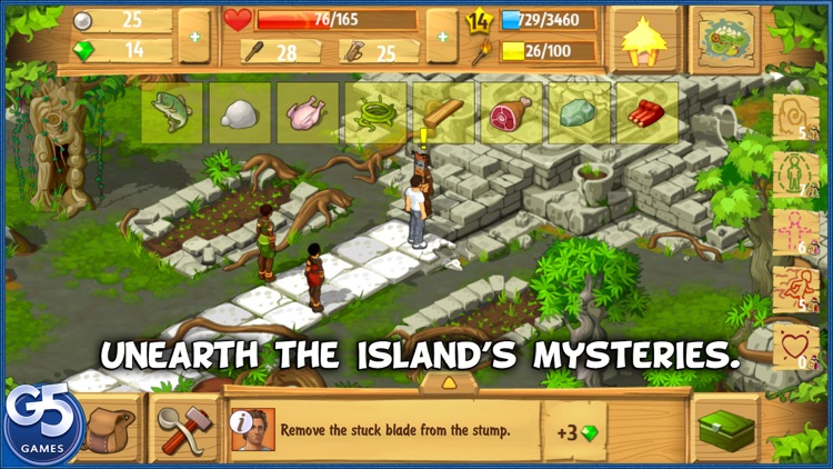 The Island Castaway®: Lost World™ screenshot-3