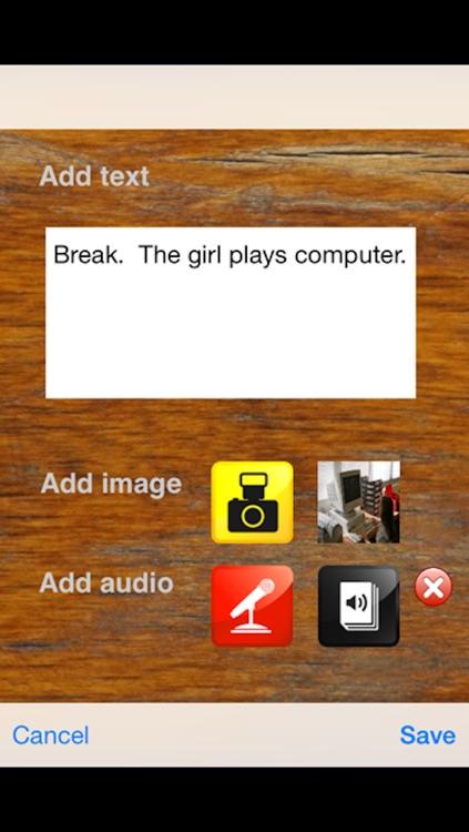 Stories2Learn screenshot-4