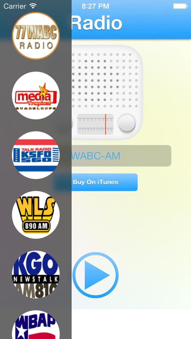 Radio, News and USA American Musics 24h/24hのおすすめ画像1