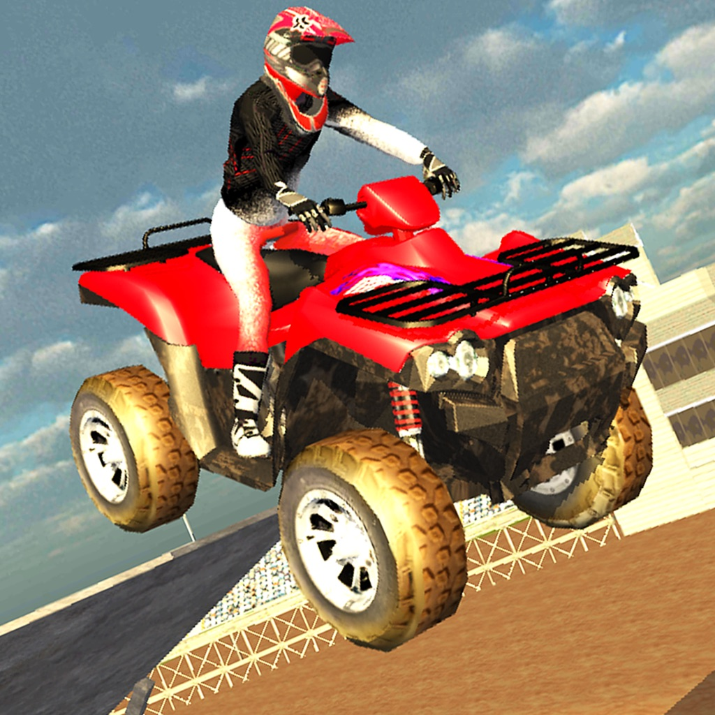 ATV Stunt Bike Race Free hack