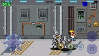 Screenshot #7 for Iron Dragon - Clash Against The Tiny Ninja Thief Force