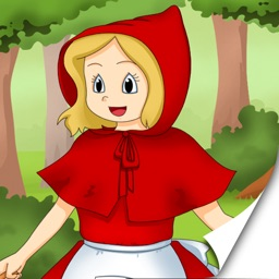 Mary Red Cap - Interactive Book