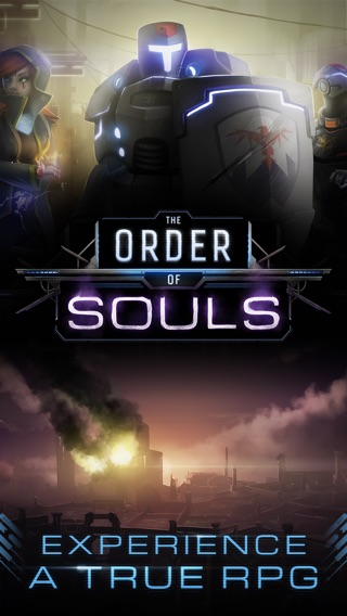 The Order of Souls (RPG) Screenshot