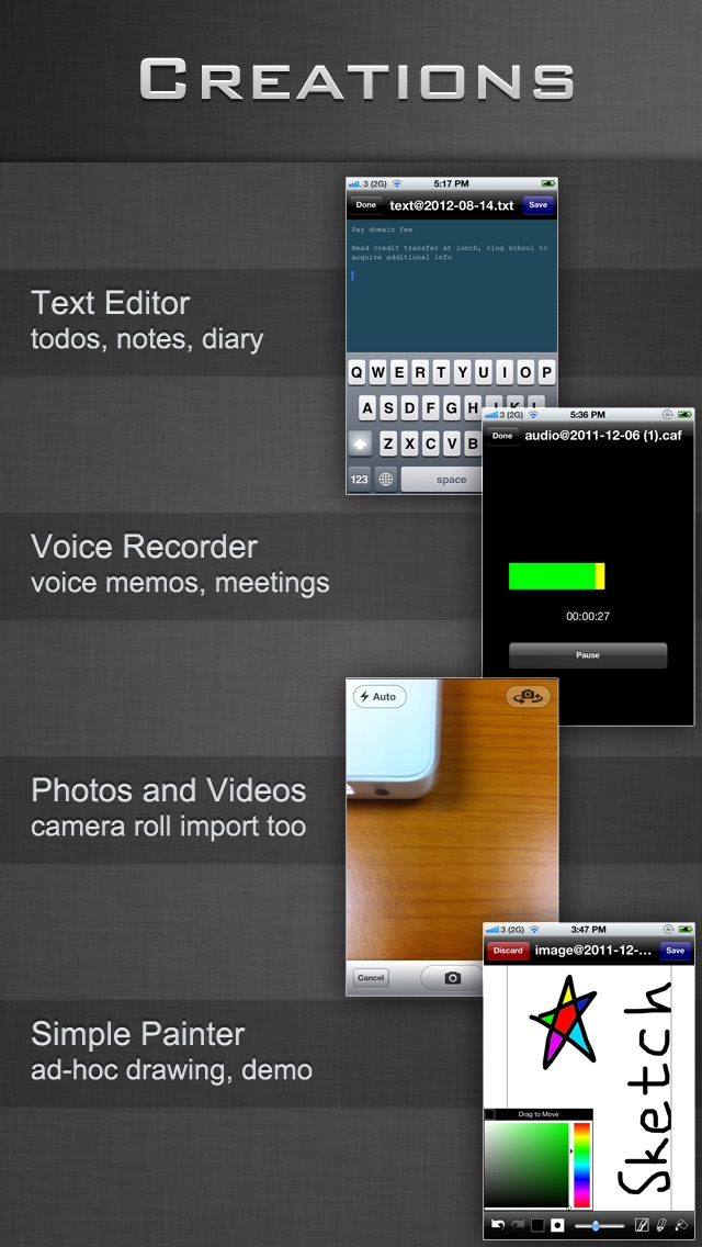 File Manager - Folder... screenshot1