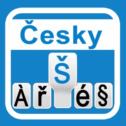 Czech Keyboard For iOS6 & iOS7