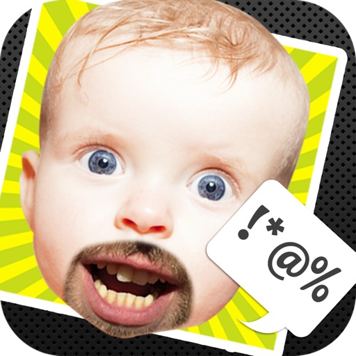 My Talking Photo - crazy funny mouth videos for Instagram