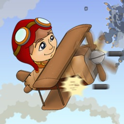 World War 1 Glory Of Flying Game: Dogfight Madness Plus Toon Zombie Fighter Pilot