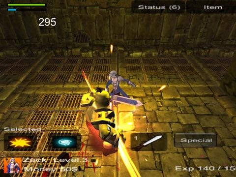 Blade Heroes - Dungeon Of Shadow Free-ipad-3